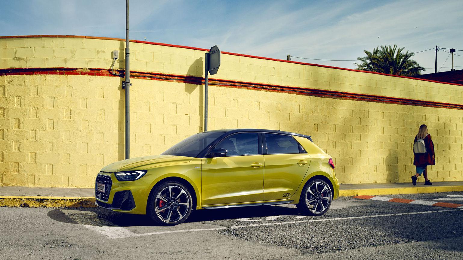 Audi akcija 2021